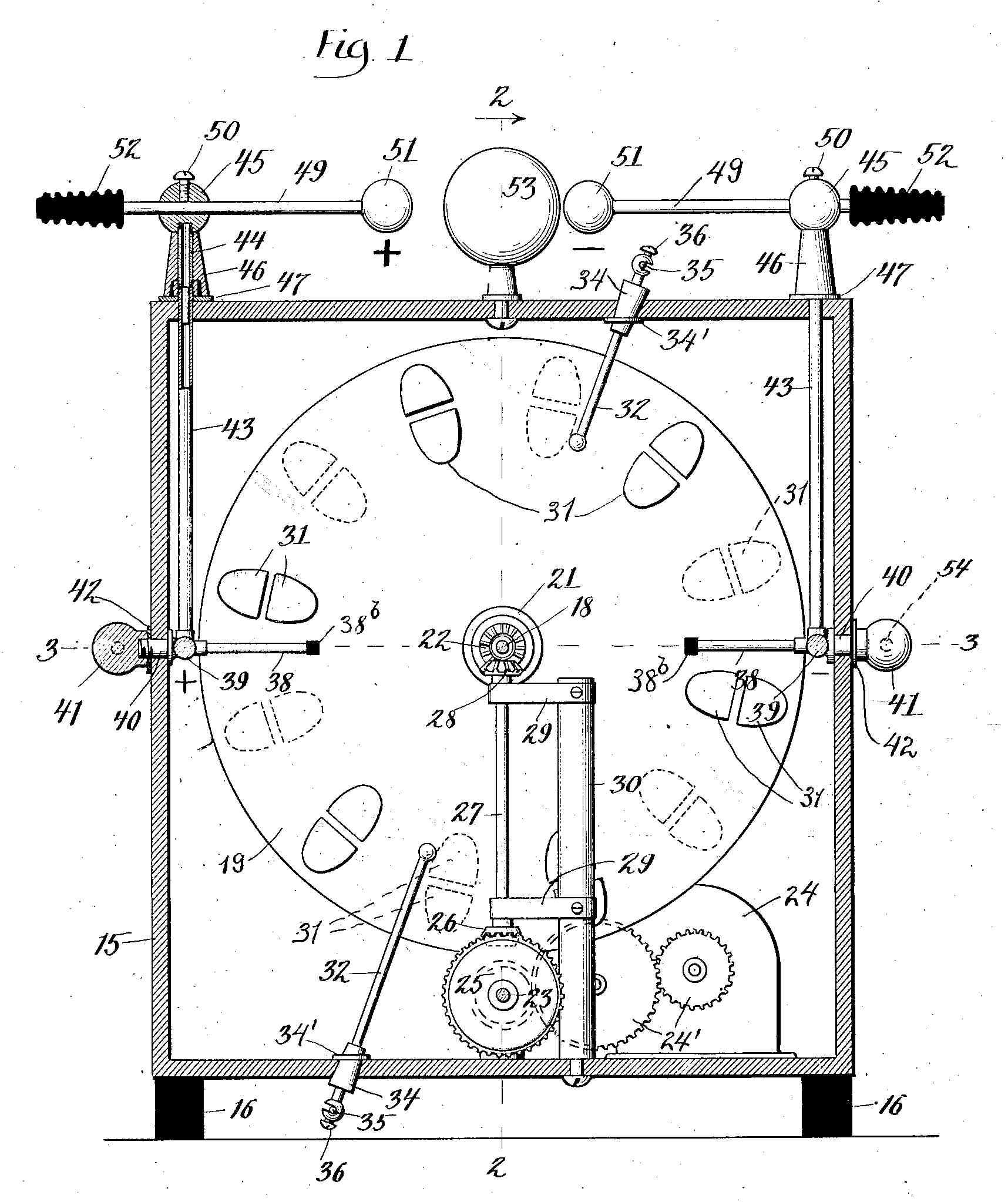 Advanced Stellar Propulsion Systems 1956 Bel Air Heater Wiring Diagram Piggotoverview Rexresearch 123625 Bytes Piggott Patent Fig1 247814